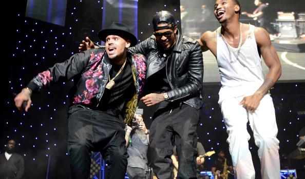 Chris Brown - Back To Sleep (Remix) Ft  August Alsina