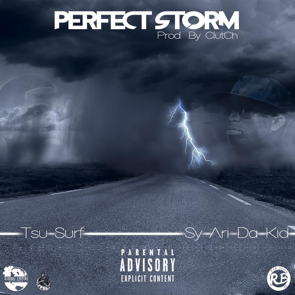 Tsu Surf Sy Ari Da Kid Perfect Storm