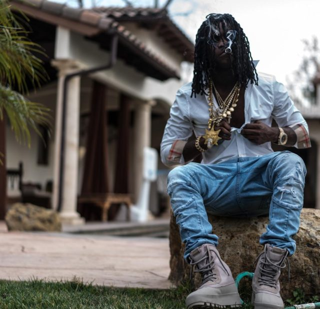 Chief Keef Arrested For Alleged Home Invasion - miixtapechiick