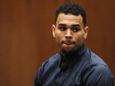 Chris Brown Arrested