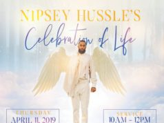 The Celebration of the Life & Legacy of Nipsey Hussle