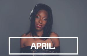 April Playlist miixtapechiick