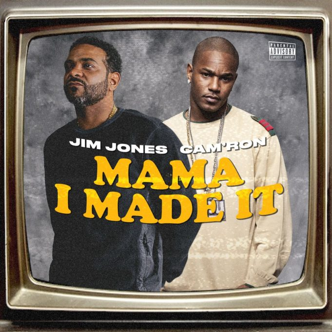 Jim Jones Camron Mama I Made It