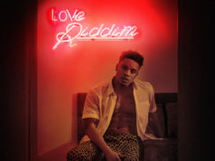 "Rotimi Drops a New Single, ""Love Riddim"""