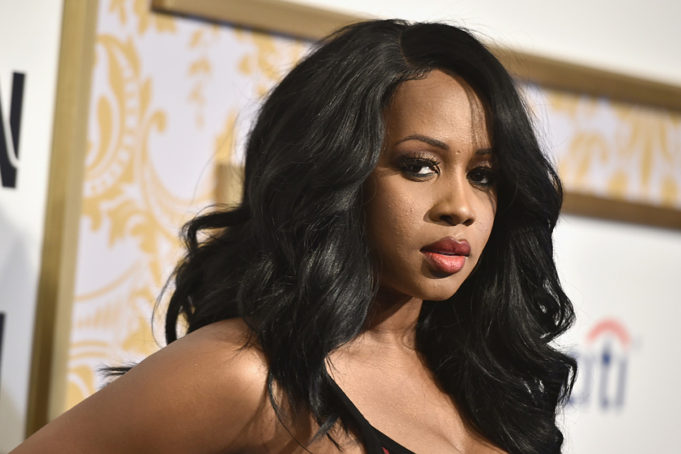 Remy Ma Arrested
