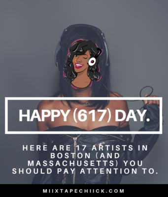 hAPPY 617 DAY