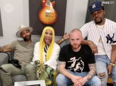 Nicki Minaj The Joe Budden Podcast