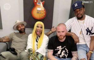 Nicki Minaj The Joe Budden Podcast