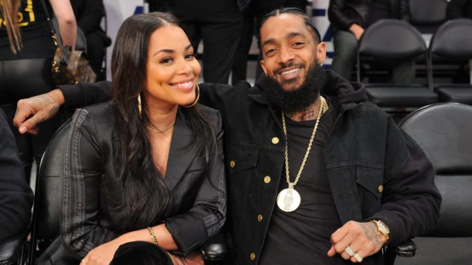 Lauren London Nipsey Hussle