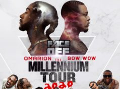 the Millennium Tour 2020 Omarion Bow wow