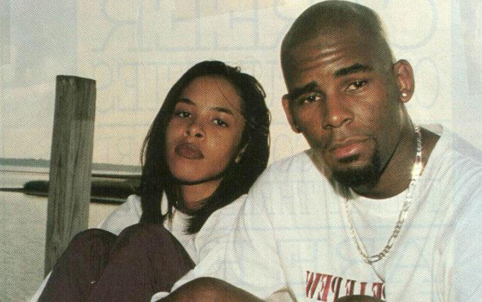 Aaliyah R. Kelly Indictment