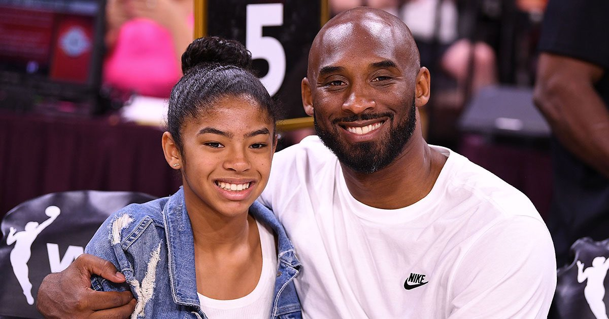 Kobe Bryant and daughter, Gianna, Dead After Helicopter Crash