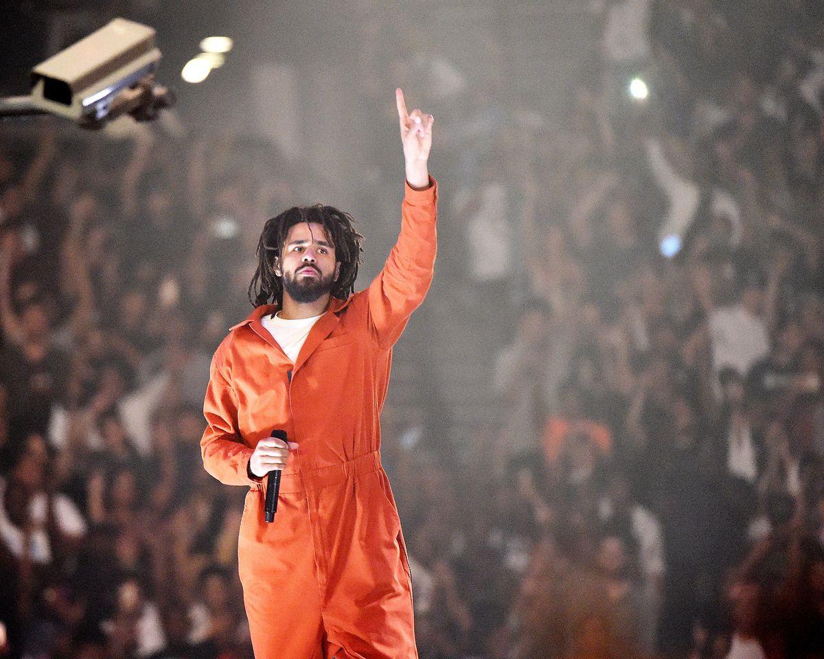 J. Cole The Fall Off Era