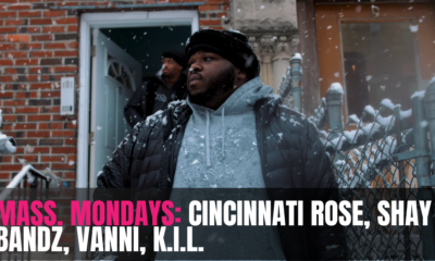 MASS. Mondays : Cincinnati Rose, Shay Bandz, Vanni, K.I.L.