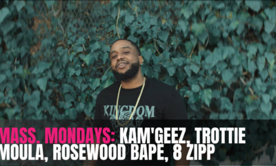 MASS. Mondays_Kam'Geez, Trottie Moula, Rosewood Bape, 8 Zipp