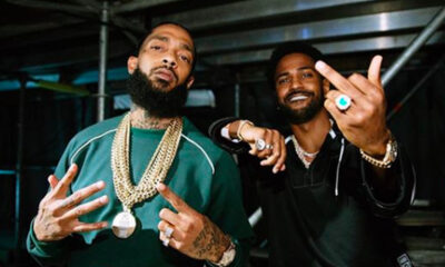 Nipsey Hussle Big Sean Deep Reverence