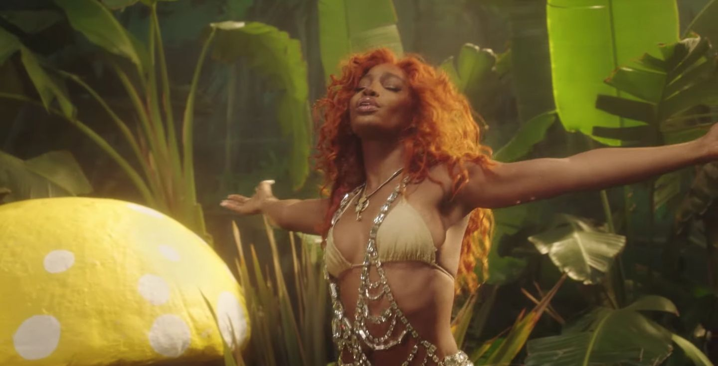 SZA Good Days Video