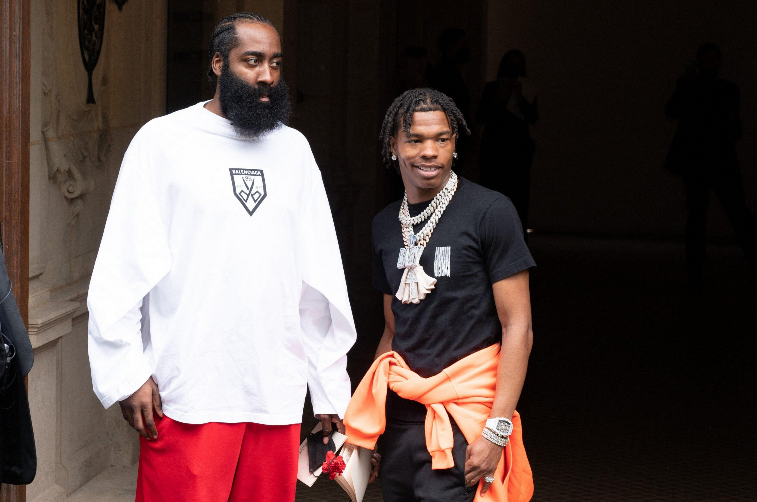 Lil Baby James Harden