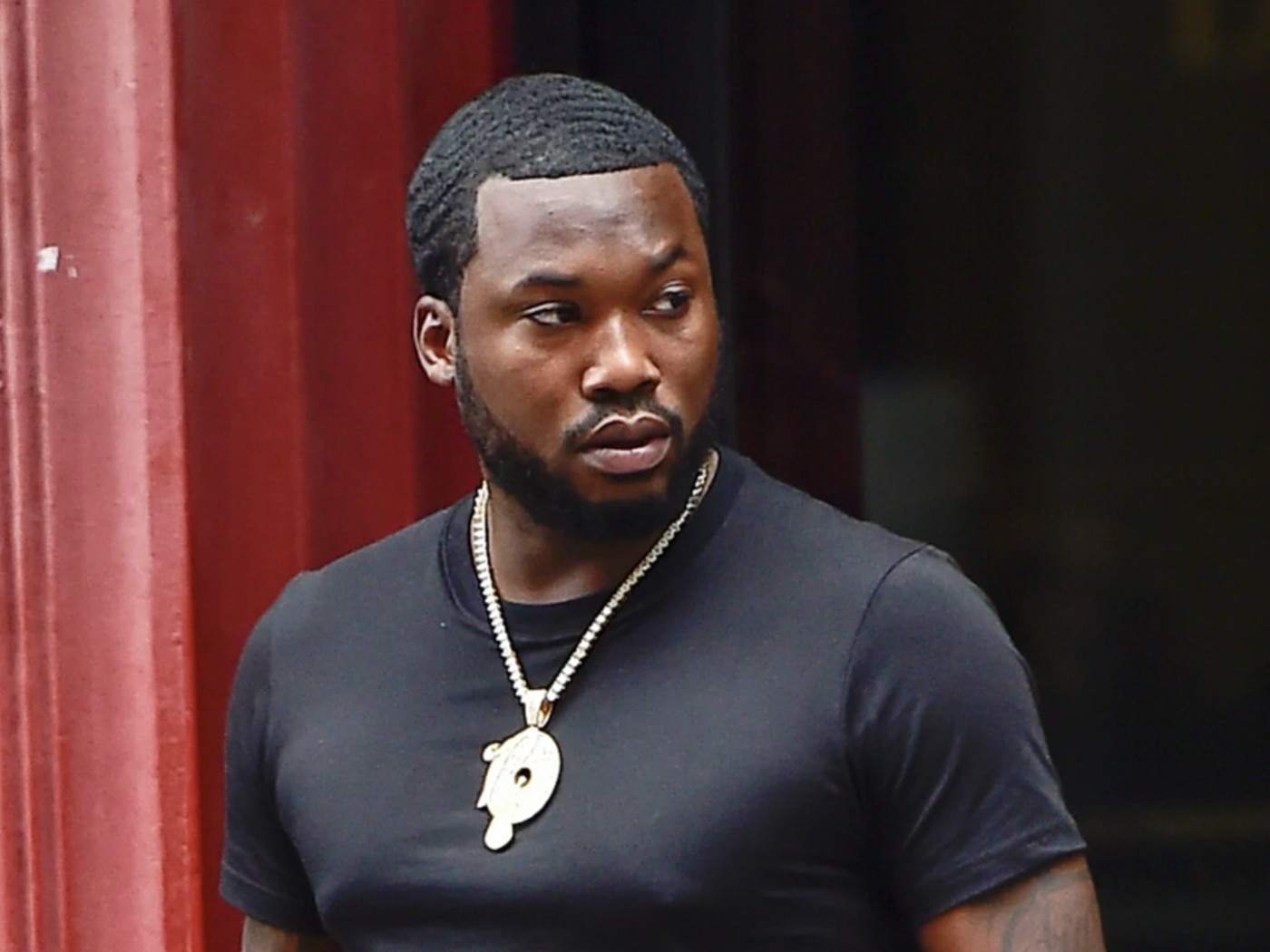Meek Mill and Travis Scott Get Into It At A Party In The Hamptons