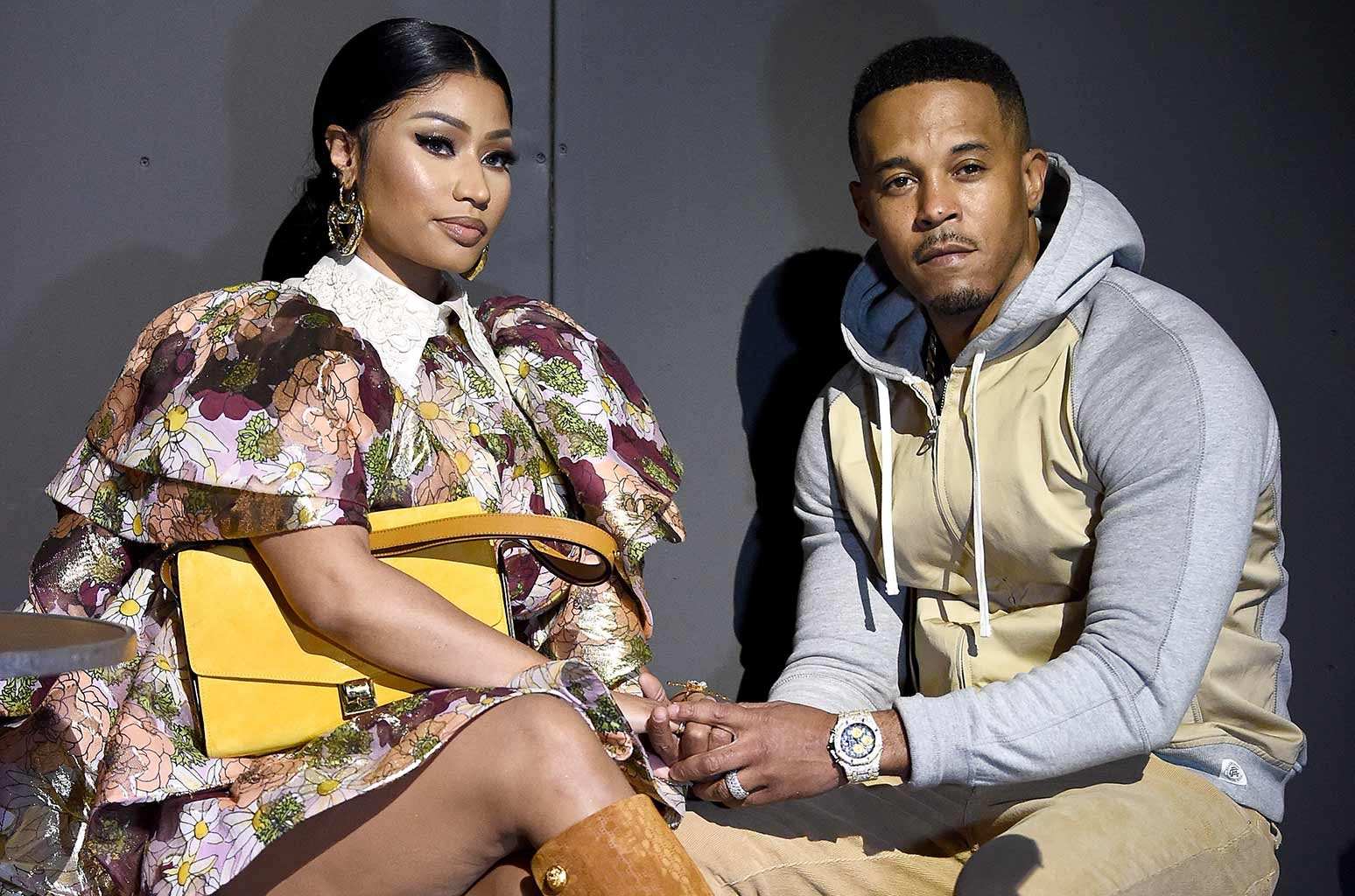 Nicki Minaj and kenneth Petty Sued By Sexual Assault Victim